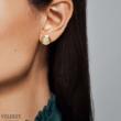 Pandora ikonikus fülbevaló - 260559CZ