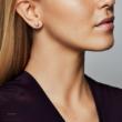 Pandora legyező fülbevaló - 287297CZ