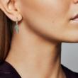 Pandora tollak fülbevaló - 297205EN168