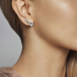 Pandora ragyogó masni fülbevaló - 297234CZ