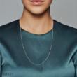Pandora ezüst gyöngyös nyaklánc - 397210-70
