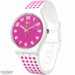 Swatch női óra - GW190 - Pinkdots