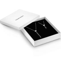 Calvin Klein Valentin napi nyaklánc + karkötő szett - KJ9999999974 9817d08f59