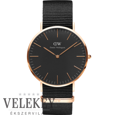 Daniel Wellington férfi óra - DW00100148 - Classic Cornwall