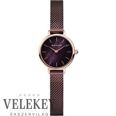 Bering női óra  - 11022-265 - Classic