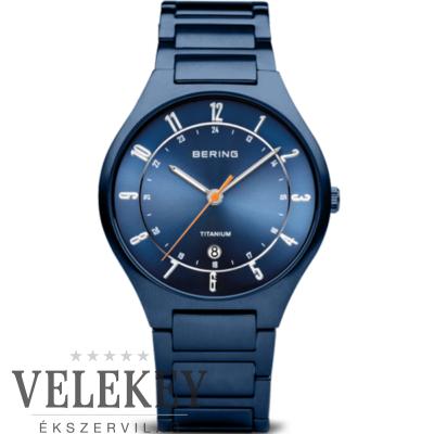 Bering férfi óra - 11739-797 - Titanium