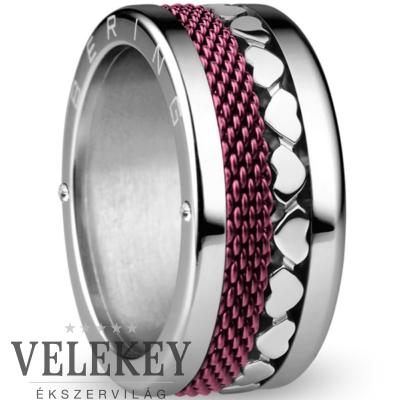 Bering női gyűrű - 520-VAL21S-74 - Arctic Symphony
