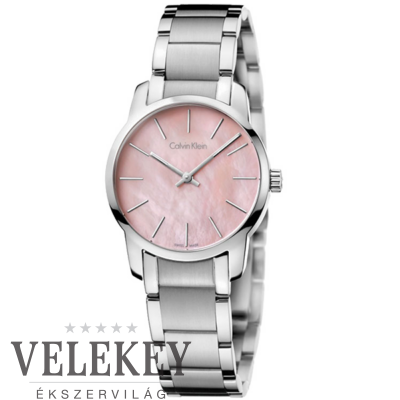 Calvin Klein női óra - K2G2314E - City