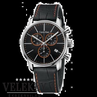 Calvin Klein férfi óra - K2G271C1 - City Chronograph