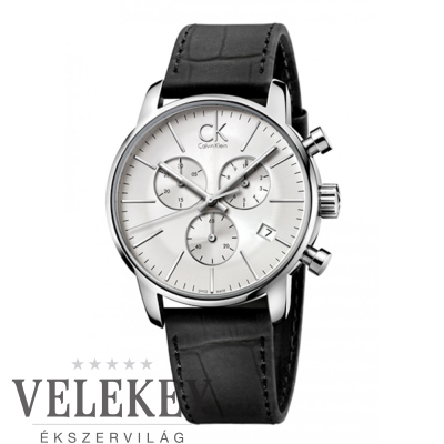 Calvin Klein férfi óra - K2G271C6 - City Chronograph