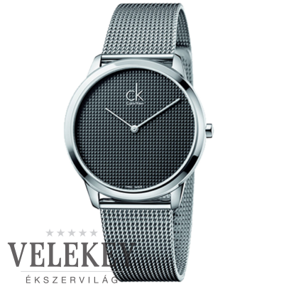 Calvin Klein férfi óra - K3M2112X - Minimal
