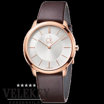 Calvin Klein női óra - K3M216G6 - Minimal