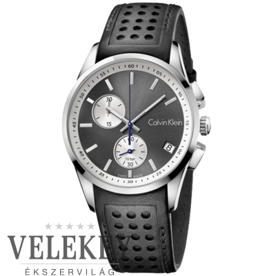 Calvin Klein férfi óra - K5A371C3 - Bold Chronograph