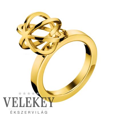 dd93aed965 Calvin Klein gyűrű - KJ4XJR100206 - Show - Calvin Klein gyűrűk