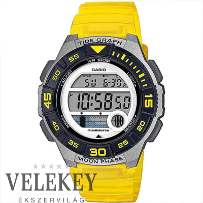 Casio unisex óra - LWS-1100H-9AVEF - Collection
