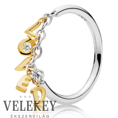 Pandora Loved gyűrű - 167799CZ