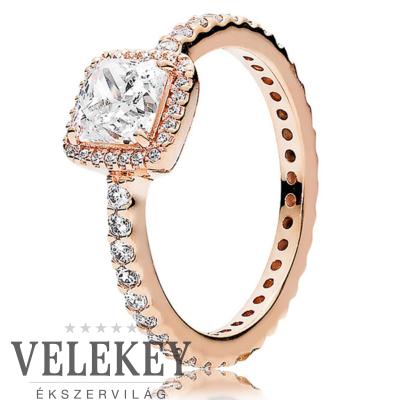 Pandora időtlen elegancia gyűrű - 180947CZ