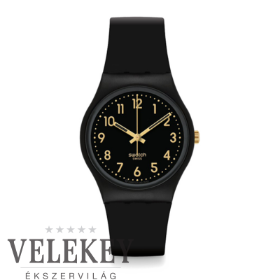 Swatch unisex óra - GB274 - Golden Tac