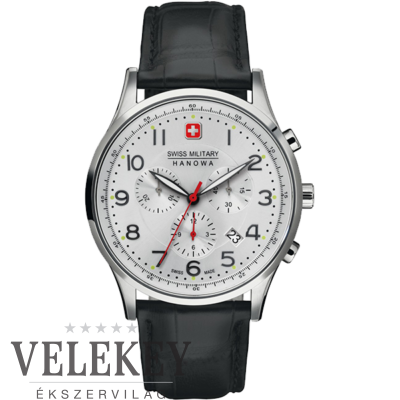 Swiss Military Hanowa férfi óra - 06-4187.04.001 - Patriot