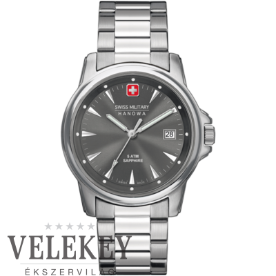 Swiss Military Hanowa férfi óra - 06-5044.1.04.009 - Swiss Recruit Prime