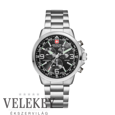 Swiss Military Hanowa férfi óra - 06-5250.04.007 - Arrow Chrono
