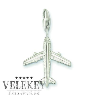 Thomas Sabo repülőgép charm - 0030-001-12