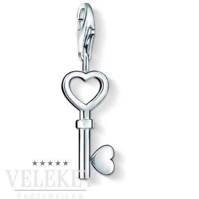 Thomas Sabo kulcs charm - 0888-001-12