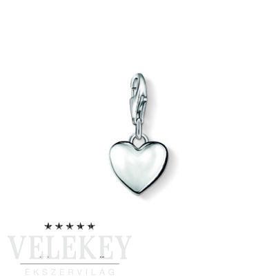 Thomas Sabo szív charm - 0913-001-12