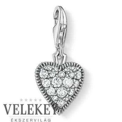 Thomas Sabo vintage szív charm - 1747-643-14