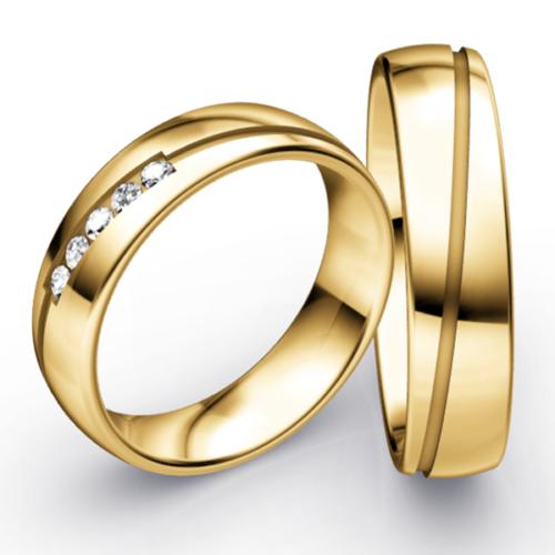 Collection Ruesch karikagyűrű - 02-40130-055Y