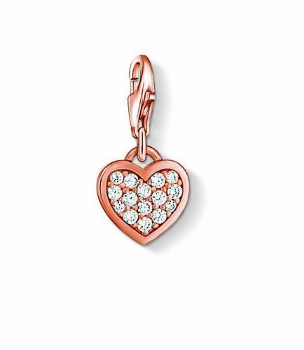 Thomas Sabo szív charm - 0970-416-14