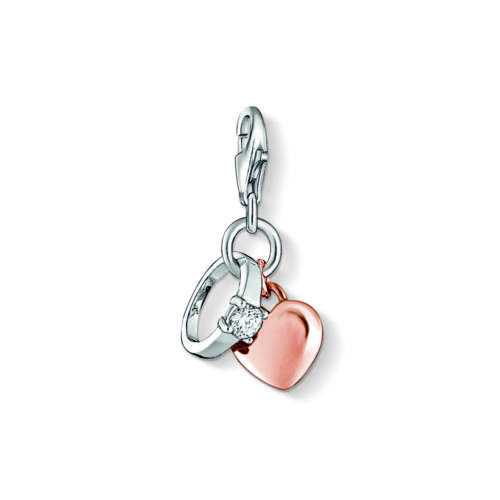 Thomas Sabo gyűrű charm - 1000-416-14