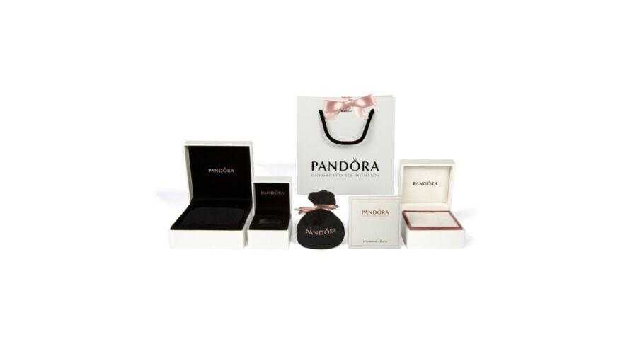 354e94f4dfb7 Pandora rózsaszín bőrönd charm - 798063EN124 - Pandora charmok