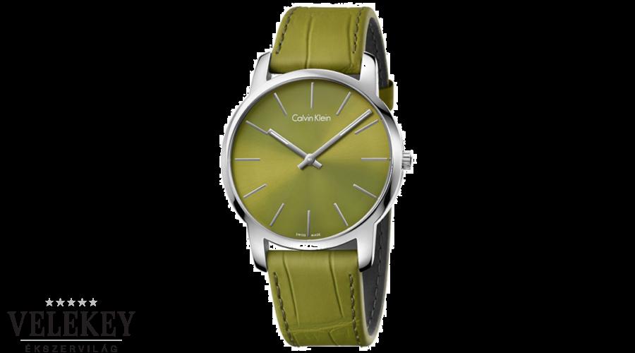 053716c521 Calvin Klein férfi óra - K2G211WL - City - Svájci órák