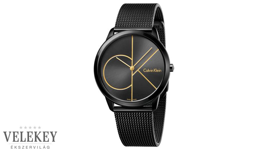 e7672233cd Calvin Klein férfi óra - K3M214X1 - Minimal - Svájci órák