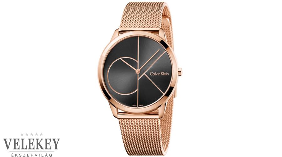 3395273758 Calvin Klein férfi óra - K3M21621 - Minimal - Svájci órák