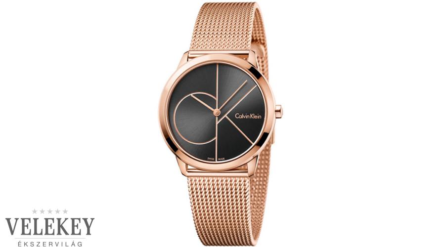 443d1e04af Calvin Klein női óra - K3M22621 - Minimal - Svájci órák