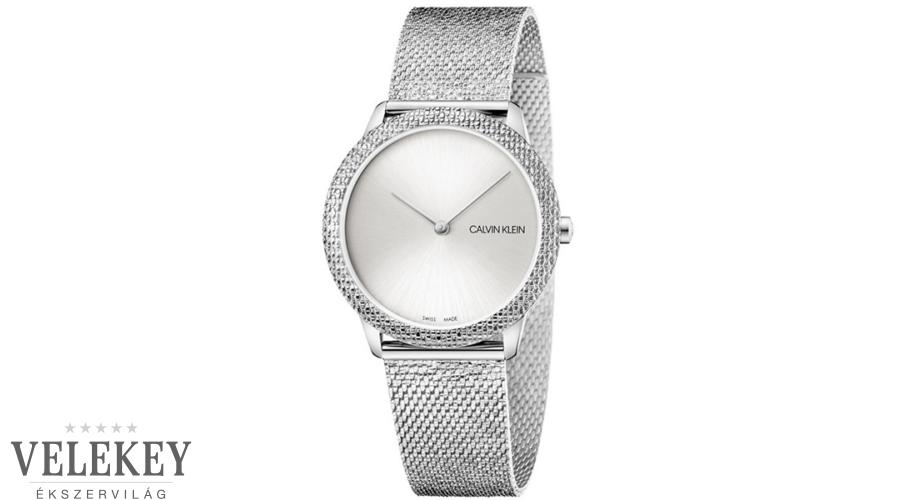 e2a2d05a26 Calvin Klein női óra - K3M22T26 - Minimal Extension - Svájci órák