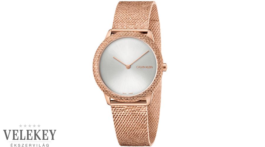 8690d8f315 Calvin Klein női óra - K3M22U26 - Minimal Extension - Svájci órák