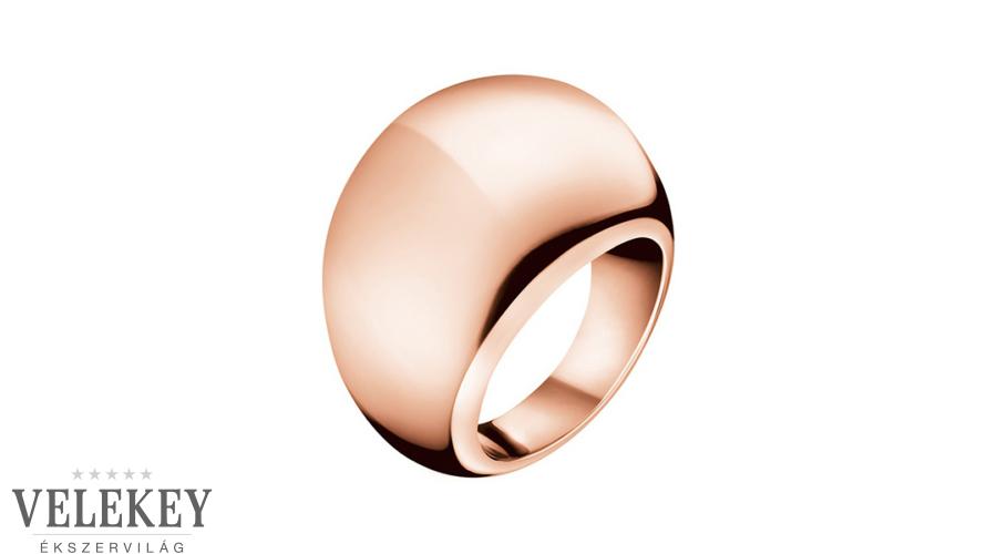ecfdd22639 Calvin Klein gyűrű - KJ3QPR100106 - Ellipse - Calvin Klein gyűrűk