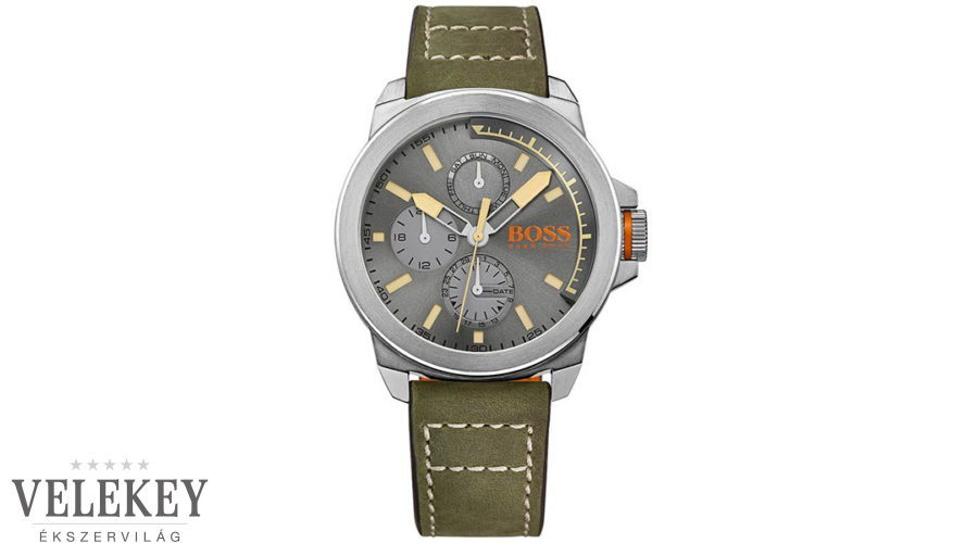 Hugo Boss Orange férfi óra - 1513318 - New York - Quartz órák 911f23d0e1