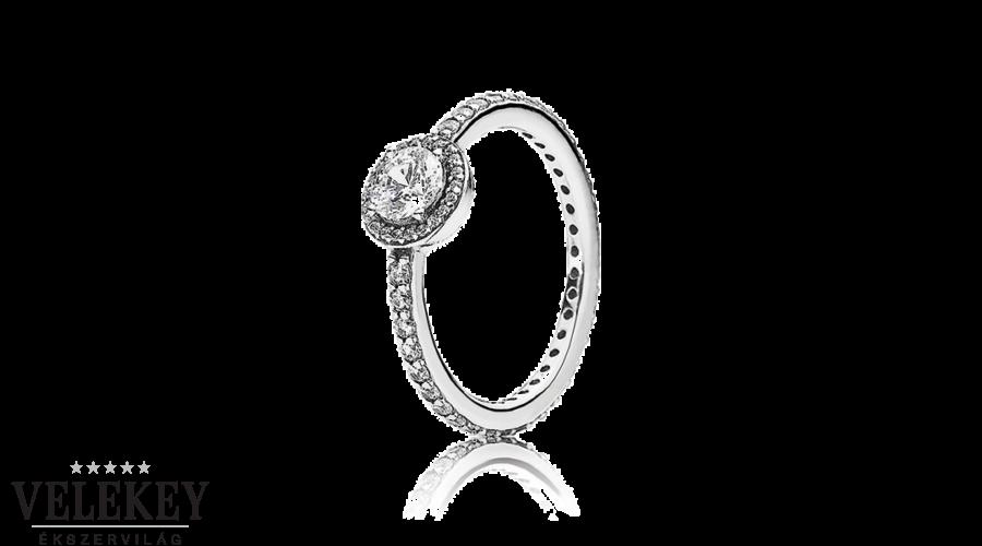 562fbabc01 Pandora elegancia gyűrű - 190946CZ Katt rá a felnagyításhoz