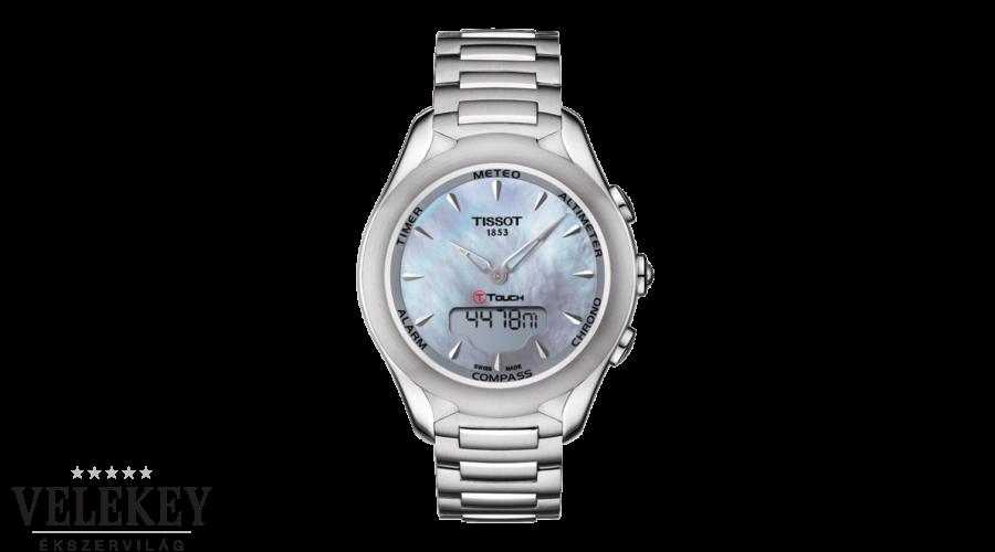 3470c78550 Tissot női óra - T075.220.11.101.00 - T-Touch Solar - Svájci órák