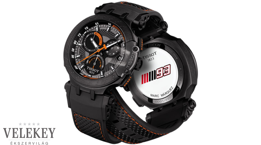 Tissot férfi óra - T115.417.37.061.05 - T-Race Motogp - Svájci órák e95eb6b8bc