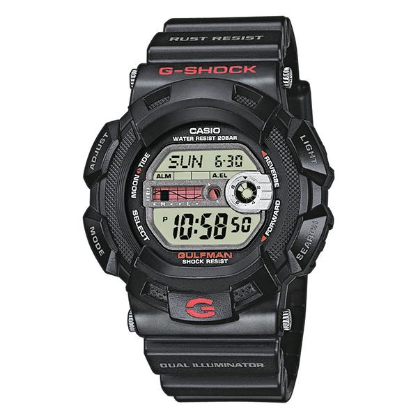 Casio férfi óra G 9100 1ER G Shock PREMIUM Sport órák
